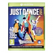 Gra Xbox One JUST DANCE 2017 EN,PL