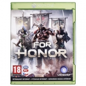 Gra Xbox One FOR HONOR CZ,EN,PL