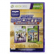 Gra Xbox 360 Kinect Sports Ultimate