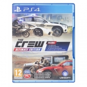 Gra PS4 The Crew Ultimate Edition EN,PL