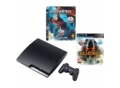 Konsola SONY Playstation 3 320GB + Killzone 3 + Uncharted 2: Among Thieves