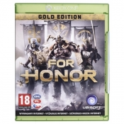 Gra Xbox One FOR HONOR GOLD CZ,EN,PL