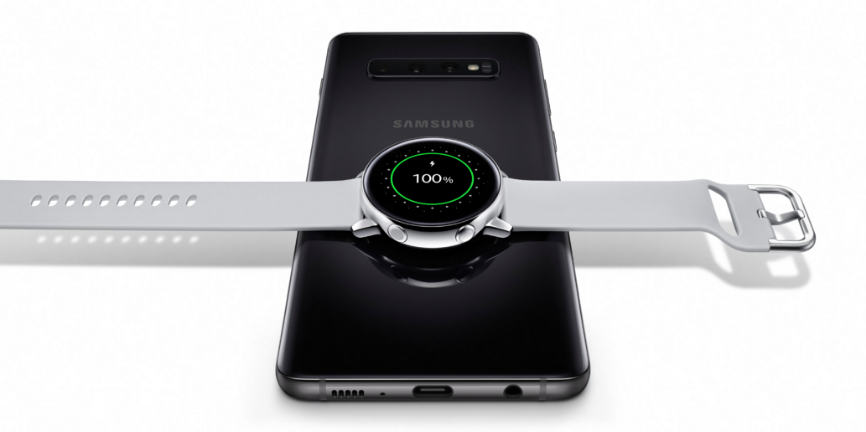 Samsung galaxy S10+ Watch Active