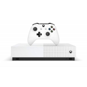 Konsola MICROSOFT Xbox One S 1TB All Digital Edition + 5 gier